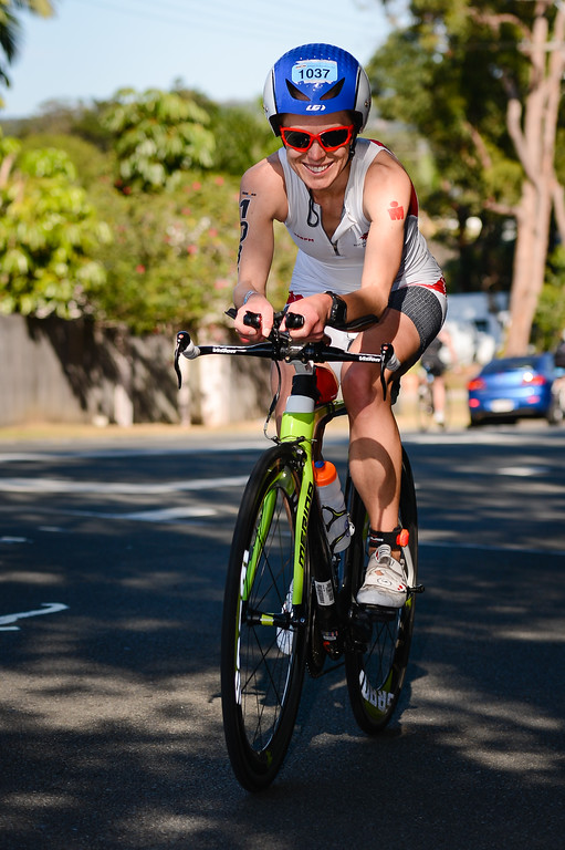 "Bike Leg - Ironman 70.3 Sunshine Coast 2013; Mooloolaba, Queensland, Australia. Camera 1. Photos by Des Thureson - <a href=""http://disci.smugmug.com"">http://disci.smugmug.com</a>."