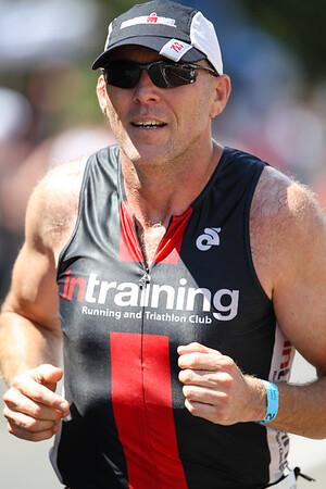 Run Leg - Ironman 70.3 Sunshine Coast 2013; Mooloolaba, Queensland, Australia. Camera 2. Photos by Des Thureson - http://disci.smugmug.com.