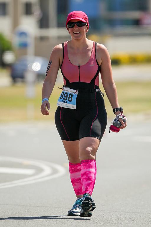 """Run Leg - Ironman 70.3 Sunshine Coast 2013; Mooloolaba, Queensland, Australia. Camera 2. Photos by Des Thureson - <a href=""""http://disci.smugmug.com"""">http://disci.smugmug.com</a>."""
