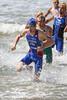 "Simon Viain - 2015 Mooloolaba ITU Triathlon World Cup Men - 2015 Mooloolaba Triathlon Multi Sport Festival, Sunshine Coast, Qld, AUS; Saturday 14 March 2015. Photos by Des Thureson - <a href=""http://disci.smugmug.com"">http://disci.smugmug.com</a>. Camera 2."