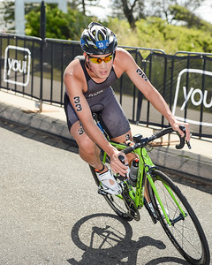 Ji Hwan Kim - 2015 Mooloolaba ITU Triathlon World Cup Men - 2015 Mooloolaba Triathlon Multi Sport Festival, Sunshine Coast, Qld, AUS; Saturday 14 March 2015. Photos by Des Thureson - http://disci.smugmug.com. Camera 1.