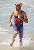 """Alberto Urdaneta - 2015 Mooloolaba ITU Triathlon World Cup Men - 2015 Mooloolaba Triathlon Multi Sport Festival, Sunshine Coast, Qld, AUS; Saturday 14 March 2015. Photos by Des Thureson - <a href=""""http://disci.smugmug.com"""">http://disci.smugmug.com</a>. Camera 2."""