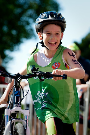 Mooloolaba Superkidz Triathlon 2012