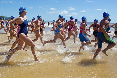 2012 Mooloolaba Ocean Swim; Mooloolaba, Sunshine Coast, Queensland, Australia; 24 March 2012. Photos by Des Thureson - http://disci.smugmug.com.