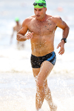 Mooloolaba Ocean Swim 2012, Sunshine Coast. Photos by Des Thureson.