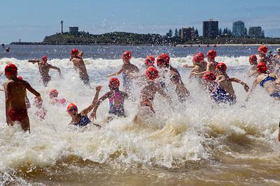 2012 Mooloolaba Ocean Swim; Mooloolaba, Sunshine Coast, Queensland, Australia; 24 March 2012. Photos by Des Thureson - http://disci.smugmug.com.