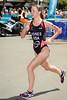 "Erin Jones - 2015 Mooloolaba ITU Triathlon World Cup Women - 2015 Mooloolaba Triathlon Multi Sport Festival, Sunshine Coast, Qld, AUS; Saturday 14 March 2015. Photos by Des Thureson - <a href=""http://disci.smugmug.com"">http://disci.smugmug.com</a>. Camera 1."