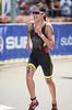 """Elizabeth Bravo - 2015 Mooloolaba ITU Triathlon World Cup Women - 2015 Mooloolaba Triathlon Multi Sport Festival, Sunshine Coast, Qld, AUS; Saturday 14 March 2015. Photos by Des Thureson - <a href=""""http://disci.smugmug.com"""">http://disci.smugmug.com</a>. Camera 1."""