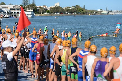 Subaru Mooloolaba Men's ITU Triathlon World Cup - Mooloolaba Multi Sport Festival Super Saturday, 15 March 2014 - Mooloolaba, Sunshine Coast, Queensland, Australia. Photos by Des Thureson - http://disci.smugmug.com - Camera 1.