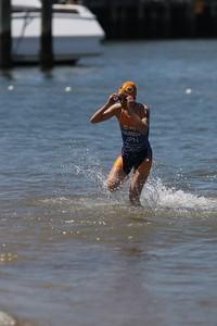 Subaru Mooloolaba Women's ITU Triathlon World Cup -  Mooloolaba Multi Sport Festival Super Saturday, 15 March 2014. Camera 2 - Mooloolaba, Sunshine Coast, Queensland, Australia. Photos by Des Thureson - http://disci.smugmug.com