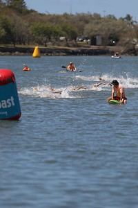 Subaru Mooloolaba Women's ITU Triathlon World Cup -  Mooloolaba Multi Sport Festival Super Saturday, 15 March 2014. Camera 2 - Mooloolaba, Sunshine Coast, Queensland, Australia. Photos by Des Thureson - http://disci.smugmug.com
