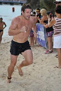 Legends Team Triathlon, Noosa Multi Sport Festival, Noosa Heads, Sunshine Coast, Queensland, Australia; 30 October 2010.