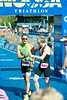 Clayton Fettell - 2011 Noosa Triathlon, Noosa Heads, Sunshine Coast, Queensland, Australia; 30 October 2011.