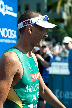 Chris McCormack - 2011 Noosa Triathlon, Noosa Heads, Sunshine Coast, Queensland, Australia; 30 October 2011.