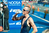 Bryce McMaster - 2011 Noosa Triathlon, Noosa Heads, Sunshine Coast, Queensland, Australia; 30 October 2011.