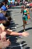 Women's Winner, Olympic Bronze Medallist Emma Moffatt - Run Leg - 2013 Noosa Triathlon, Noosa Heads, Sunshine Coast, Queensland, Australia; 3 November. Camera 2. Photos by Des Thureson - disci.smugmug.com