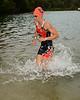 Swim Leg - 2014 Noosa Triathlon, Noosa Heads, Sunshine Coast, Queensland, Australia; 2 November. Camera 1. Photos by Des Thureson - disci.smugmug.com