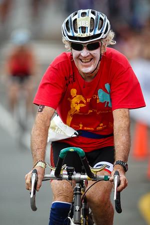 Markus Hanley - Bike Leg - 2014 Noosa Triathlon, Noosa Heads, Sunshine Coast, Queensland, Australia; 2 November. Camera 2. Photos by Des Thureson - disci.smugmug.com