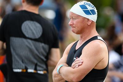 In the Zone - Swim Leg - 2014 Noosa Triathlon, Noosa Heads, Sunshine Coast, Queensland, Australia; 2 November. Camera 2. Photos by Des Thureson - disci.smugmug.com