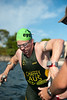 Bill Chaffey, Pre-start, Swim Leg & 1st Transition - Noosa Triathlon, Sunshine Coast, Queensland, Australia; 31 October 2010