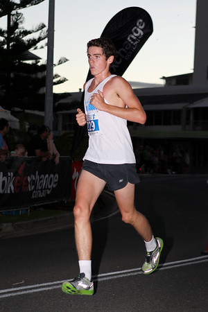 Great effort in the Mooloolaba Twilight Run! - ASICS Twilight 5km Run; Mooloolaba, Sunshine Coast, Queensland, Australia; 23 March 2012. Photos by Des Thureson disci.smugmug.com. - Unedited images: If you order a print, these images will be edited / corrected / cropped before being printed. Des.