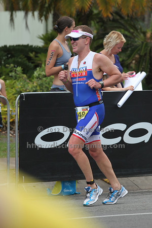 """Run Leg - 2012 Noosa Triathlon, Noosa Heads, Sunshine Coast, Queensland, Australia; 4 November 2012. Photos by Des Thureson. Camera 2. - The images in this gallery have not been edited / cropped. If you purchase* a print or download, these images will be edited / corrected / cropped before being sent out. *Ordering will be via <a href=""""http://disci.photoshelter.com"""">http://disci.photoshelter.com</a> or via email. Thanks, Des."""