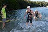 Jonathan Butler - Swim Leg - 2013 Noosa Triathlon, Noosa Heads, Sunshine Coast, Queensland, Australia; 3 November. Camera 1. Photos by Des Thureson - disci.smugmug.com