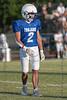 Trinity Valley High School WR/DB #2 Carter Lea