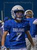 Trinity Valley High School WR/DB #7 Luke Williams