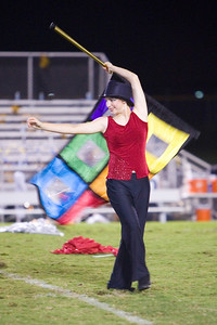 Trinity Color Guard 9-22-06