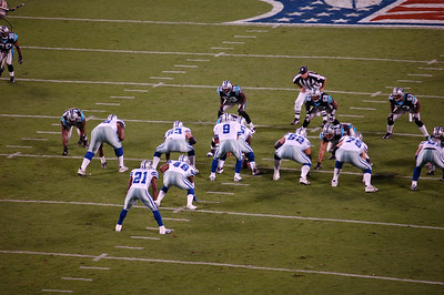 Tony Romo got gsu first start for the Cowboys.  http://www.nfl.com/players/playerpage/396886