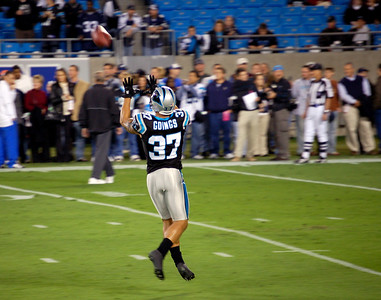 Nick Goings during pre-game  http://www.nfl.com/players/playerpage/237114