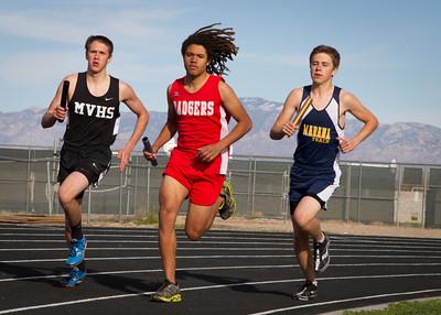 Tucson High Magnet Track Team