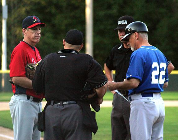 Tugs vs. Cardinals 8/30/12