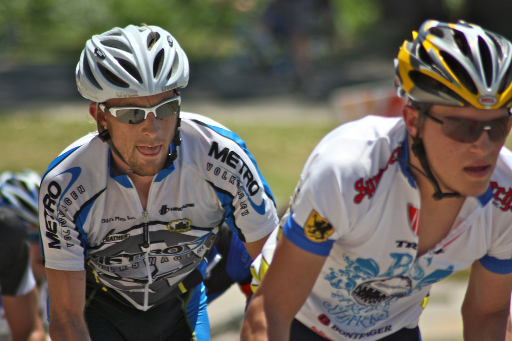 Parker Thompson-Metro Volkswagen Cycling team