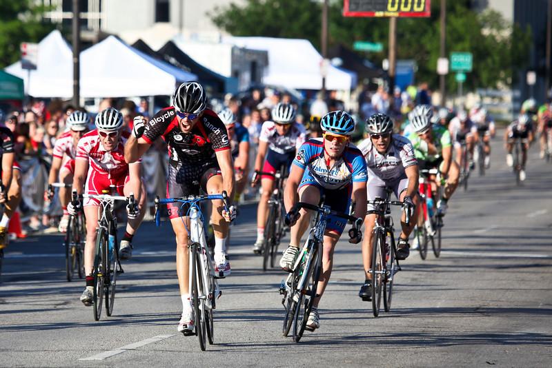 Tulsa Tough 2010 Day 1 - Blue Dome Race - Men's Cat III Winner
