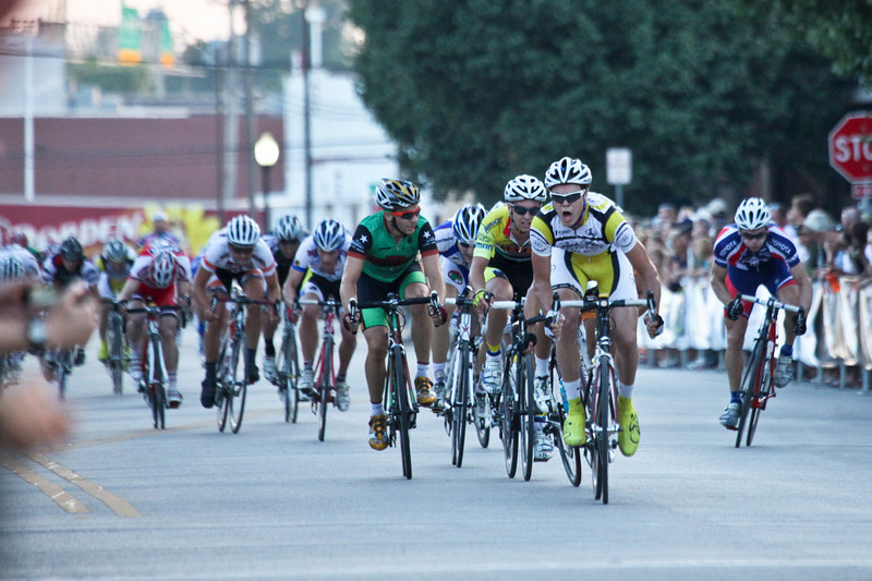 "Photos taken at day 2 (Brady Village Criterium) of the 2010 Tulsa Tough Ride and Race Bicycle Competition. These are just a few of my initial favorites from the day, I ended up taking a lot more that I'll eventually post later. More details can be found on my website @ <a href=""http://www.rjbphoto.com"">http://www.rjbphoto.com</a>, thanks for stopping by!"