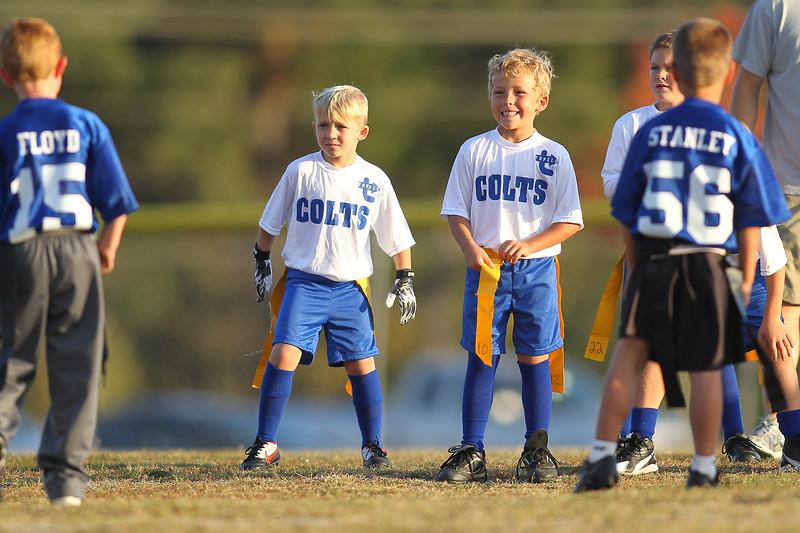 Tupelopix Colts Flag Football 2011