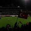 October 11 match between Turkey and Bosnia-Herzegovina with friends.