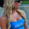 Turner Motorsport Girl on 2012 race starting grid Barber Motorsports Park Alabama