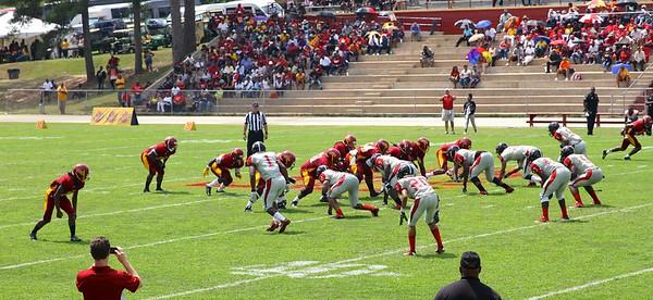 Tuskegee Football 2015