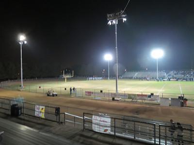 Tustin HS Tiller Playoff Football Game - 11/23/12