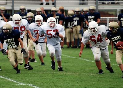Tuttle Football - 9/10/2009