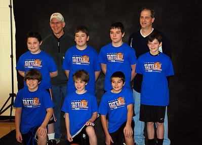 Tuttle Little Dribblers - 1/24/2009
