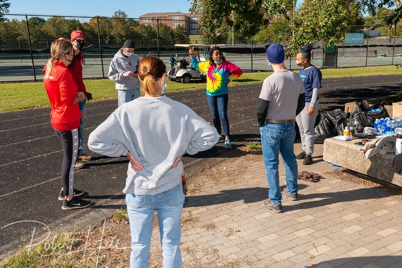 TCTC's Big Sweep Waterway Cleanup