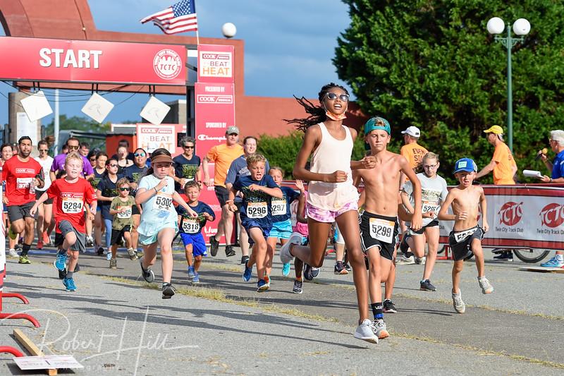 2021 Cook Medical Beat the Heat Fun Run