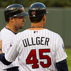Michael Cuddyer, Scott Ulger.