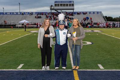 Twinsburg High School Fall Sports Senior Night 2018