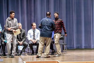 Twinsburg High School Fall Sports Awards (2016)