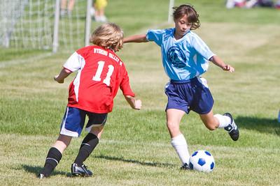 U-10 Girls Spring Classic Game 1